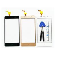 оригинальный дигитайзер с сенсорным экраном iphone оптовых-Wholesale- for leagoo M5 Digitizer Touch Screen 100% Guarantee Original Glass Panel Touch Screen Digitizer For M5 + tools + Adhesive