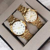 Wholesale Water Bracelet - Hot sale Casual Luxury Women Quartz Watches Famous brand Bracelet Tassels style Gold Wristwatch strap Clock dial 2 Color