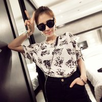 Wholesale Top Wholesale Clothing For Women - Wholesale-Summer 2016 cat print clothes T-shirts for women tee shirt femme camisetas poleras de mujer tshirt female t shirts female tops