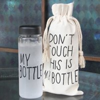 Wholesale Wholesale Clear Plastic Water Bottles - Cheap My Bottle 500 ml Sport Fruit Lemon Juice Drinking Bottle Infuser Clear Plastic Water Bottle