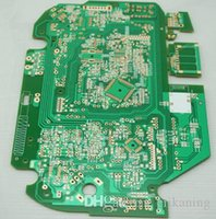 Wholesale Fast Pcb Prototype - Fast Free Ship Custom Multilayer Printed Circuit Board OSP 0.8mm Car PCB Board PCB Prototype 2 layers PCB Board Manufact