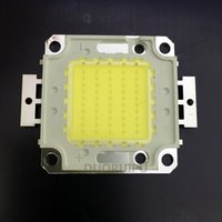 Wholesale Room Beads - 10W 20W 30W 50W 100W LED Integrated High Power Lamp Beads Warm white White 28*28MIL Huga Chips