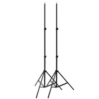 Wholesale Holder For Umbrella - 2x 2M 7ft Tube Light Lamp Studio Photography Light Flash Speedlight Umbrella Stand Holder Bracket Tripod for Reflector