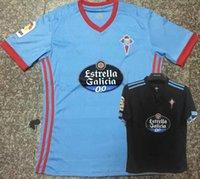 Wholesale Hugo Men - 2017 2018 Celta de Vigo Jersey 17 18 HUGO MALLO IAGO ASPAS home away 3rd Celta best quality shirts
