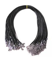jóias de correntes de couro venda por atacado-50 pcs 17