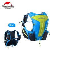 Wholesale Ultralight Hiking Backpack - Wholesale- Naturehike 12L Unisex Outdoor Ultralight Hydration Pack Backpack for Running, Marathon, Cycling, Hiking, Skiing NH70B067-B