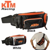 Wholesale 2017 new model motorcycle bags KTM chest bags Knight s pockets leg bags sports bags white black color