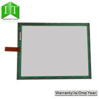 panel táctil de membrana al por mayor-Original NUEVA N010-0550-T717 PLC HMI Pantalla táctil industrial de la membrana del panel de la pantalla táctil