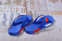 Wholesale Comfortable Black Sandals For Women - NMD Brand Summer Slippers Boost Comfortable Sandals Men's Fashion Leisure Flip Flops slippers for men indoor EVA chinela shoes
