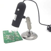 Wholesale Digital Microscopes For Computers - Mini Desktop 2M Handheld USB Digital Microscope is suitable for WIN7 ang WIN8 computer systems