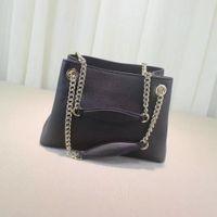 Wholesale Ladies Fringed Handbags - Top quality 2017 Original Ladies Handbag Shoulder Bag embossed leather fringed Baotou leisure layer bangalor trumpet