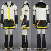 Wholesale Vocaloid Kagamine Len - Vocaloid Len Kagamine Cosplay Costume