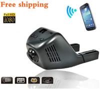 Wholesale Digital Super Zoom Camera - Car DVR Camera Full HD 1080P + Super Night Vision Hidden Wifi Video Recorder Auto Car DVRs Dash Cam Black Box