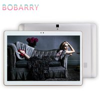 Wholesale Kids Tablet Computers - Wholesale- Free Shipping Android 6.0 10.1 inch tablet pc S106 Octa Core 4GB RAM 32GB ROM 8 Cores 5MP IPS Kids Gift Best Tablets computer