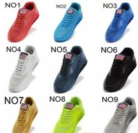 Wholesale American Flag Canvas Shoes - 2017 hot sale Unisex Men Women USA 90 maxies P American FLAG Casual Shoes Independence Day With Aircushion HYPs QS Trainers Zapatos 36-46