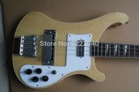 Wholesale China Custom Bass - Wholesale-Custom shop Top quality log color model 4003 Ricken 4 strings electric bass guitar,China AAA guitarra,Free shipping
