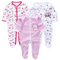 Wholesale 3 pieces toddler rompers gift baby colorful cute onesie unisex babe jumpsuits infant onesie as gifts