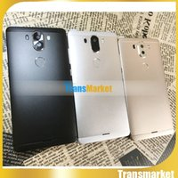 Wholesale Cheap 4g Smartphone - Mini mate9 cell phones 5.0 inch MTK6572 Dual Core 512M 4G 2MPcamera android Smartphone Cheap Smart Phone With Box 3 colors black gold silver