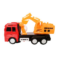 Wholesale Tamiya Wholesalers - 2017 New Real Tamiya Miniature Brinquedos Excavator Model Children's Toy Car Mini Children Kids Boy Learning Educational Birthday Gifts
