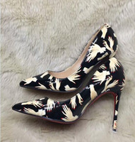 Wholesale High Heel F - 2017Top Quality High Heels Snake Shoes 2017 Extreme Thin Heels Women Pumps Sexy Women Shoes High Heels Ladies Shoes Chaussure Design of a f