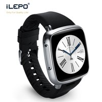 Wholesale Touch Mobile Watch Phone - GSM CDMA mobile phone Watch Z01 with android system IPS touch 2.5D screen HD display 5MP camera smart watch for men