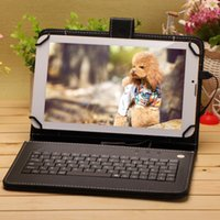 Wholesale Dual Sim Tablet Gsm - Wholesale- 9 inch Build in Dual SIM card Phone Call GPS GSM 2G 8G TabletS PC Dual Core Android 4.2 WIFI Dual Camera gift as Keyboard cover