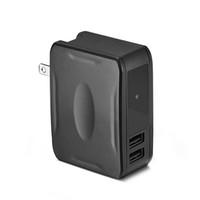 Wholesale Dc Spy Hidden Cameras - HD 1080P US EU Wall Charger Camera DC 5V 2A UK Adaptor Spy Hidden Cam Night Vision Cycle Recording Plug and Record