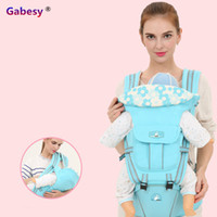 Wholesale Cotton Sling Bags - Night reflex 0-36m infant toddler baby carrier sling backpack bag gear with hipseat wrap newborn cover coat for babies stroller