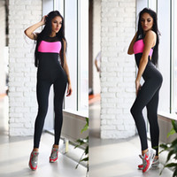 Wholesale Sport One Piece Romper - Fashion Sexy Women Jumpsuit Romper Women One-Piece Yoga Sports Pants Backless Outdoor Fitness Jogging Pants Skinny Leggings Wholesale 461