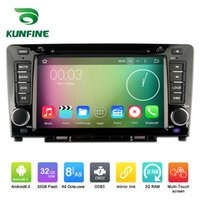 Wholesale Great Wall Hover Car Dvd - Octa Core 1024*600 Android 6.0 Car DVD GPS Navigation Multimedia Player Car Stereo for Great Wall Hover H6 Radio Headunit Wifi Bluetooth