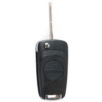 ingrosso nissan x percorso remoto-Caso FOB di Ricambio 100% 2 Pulsanti Remote Car Key FOB Con Lama Uncut Per Nissan Almera X-Trail Primera Spedizione Gratuita