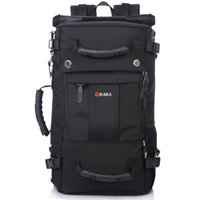 Wholesale Multifunctional Backpack Male - Wholesale- Brand Stylish Waterproof Large Capacity Backpack Male Messenger Travel Shoulder Bag Computer Backpack Men Multifunctional Bags