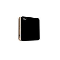 Wholesale Sd Card Videos Tv - VEZ BOX Multimedia Home Theater Video Projector Supporting 1080P HDMI USB SD Card VGA AV for Home Cinema TV Laptop Game Smartphones 1pcs