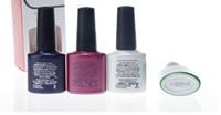 Wholesale Gelish Color Gel Nail Polish - 7.3ML Power Polish Base Top color coat Soak off LED UV gel nail polish nail gel frence nails gelish polish