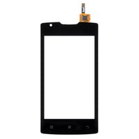Wholesale Lenovo Digitizer Glass - HH For Lenovo A1000 Touch Panel Touch Screen Digitizer Front Glass Sensor For Len ovo A1000 Touchscreen With Free Shipping