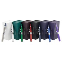 Wholesale Ecigarette Slim - 100% Original T Titan Slimmer Herbal Vaporizer Pen Starter Kit 650mAH Battery Dry Herb Ecigarette Pen Style Carbon Fiber Snoop Dogg Vape