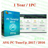 Wholesale working AVG PC TuneUp PC Year Serial Number Key License Code Support Multi Language Global version