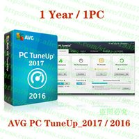 Wholesale Global Working - wholesale 100% working AVG PC TuneUp 2017 2016 2015 1PC 1 Year Serial Number Key License Code Support Multi-Language Global version