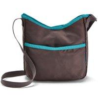 Wholesale Wholesale Hobo Messenger - Wholesale-2016 New female nylon casual hobos bags ultralight women messenger bag summer shoulder crossbody bag Sac A Main XJ388