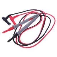 pin meter al por mayor-1 par universal 20A pin de prueba de la sonda de 1000 V pin para el multímetro digital Probador de metro cable de la pluma del cable de la sonda de plomo