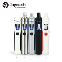 Wholesale Ego Vape Pen Kit - 100% Original Joyetech EGo AIO Kit 1500mAh Battery AIO All-in-One Electronic Cigarette Vaporizer Ego Aio Starter Kit Vape Pen