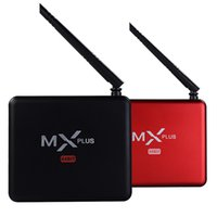Neue MX Plus Android 5.1.1 TV Box Quad Core Cortex-A53 Amlogic S905 1G / 8G ROM ADD-ONS