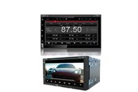 Wholesale dvd car stereo for nissan - Quad Core Android 5.0 Car DVD Player for Nissan Universal navigation Car Autoradio GPS stereo
