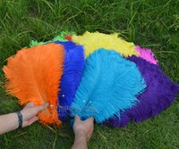 Wholesale Ostrich Feather 12 14 - FREE 12-14 Inch 30-35cm Natural Ostrich Feather Multi Choice Wedding Decoration Choice