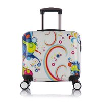 Wholesale Kids Luggage Set - Adults Kids Rolling Luggage Sets Spinner Hand Travel Luggage Trolley Wheel Suitcase Boarding Box Children's Suitcases Travel Box JO0044