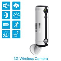 Wholesale Long Range Cameras Wireless - JIMI Long Range Wireless camera JH09 3G+Wifi Network,720P Night Vision Surveillance,Living Stream Video.