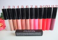 Wholesale New brand makeup lip cosmetics lipgloss brillant waterproof lipgloss g