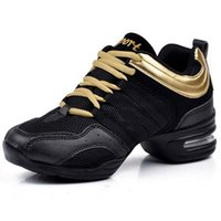Wholesale Hip Hop Jazz Sneakers - Dance shoes women Jazz Hip Hop Shoes sneakers for woman platform dancing ladies shoes