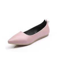 Wholesale Casual Dress Stores - Spring Flats for women Summer dress Shoes Plus size 43 Wedding Shoe Casual School shoes Woman Cheap online stores Box Packing Z2-5