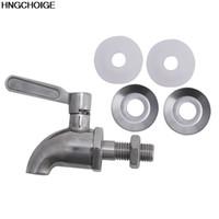 Wholesale Tap M12 - Wholesale- New M12 Stainless Steel Beverage Drink Dispenser Wine Barrel Spigot  Tap  Faucet